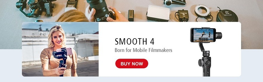 ZHIYUN Official Crane Plus 3-Axis Handheld Gimbal Stabilizer for Mirrorless DSLR Camera Support 2.5KG POV Mode11
