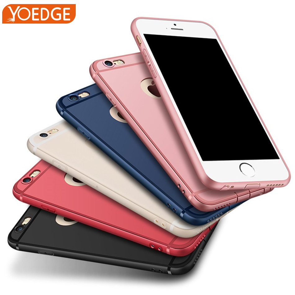 Super Flexible Clear TPU Case For Iphone 6 6s 5 5s SE 7 8 Plus X Slim Back Protect Skin Rubber Phone Cover Fundas Silicone Case