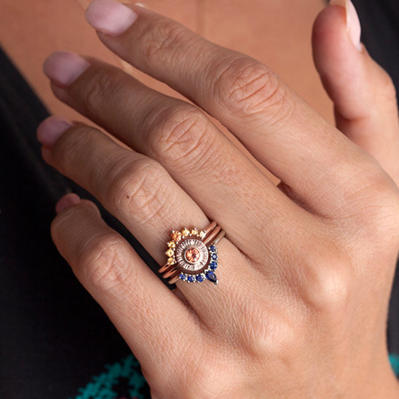 cute fashion rings - promise rings - wedding rings - cute rings - Valentinas Day Gift ring