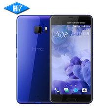 "2017 NEW Original HTC U Ultra Mobile Phone 5.7"" Qualcomm Snapdragon 821 Android 4GB RAM 64GB ROM NFC 3000mAh Front Camera 16.0MP"