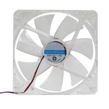 LED Cooling Fan 14cm 140mm Red LED PC Computer Case Heatsink Cooler Cooling Fan DC 12V 4Pin