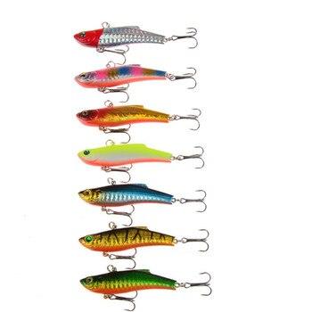 Best No1 VIB Winter Ice Sea Fishing Lures Fishing Lures cb5feb1b7314637725a2e7: 01 02 03 04 05 06 07