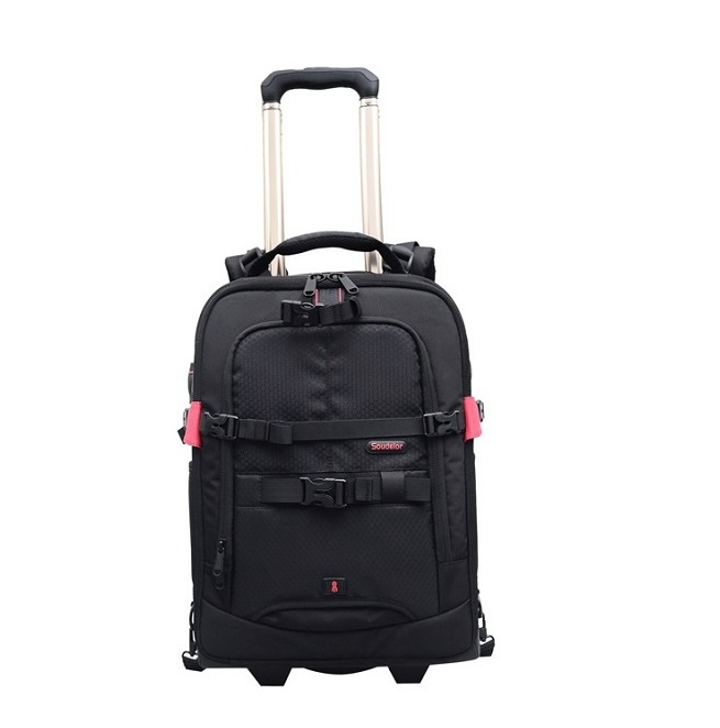 New professional photography rolling luggage bag camera suitcaseNew professional photography rolling luggage bag camera suitcase