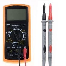 1 пара 3010B сверхмощный мультиметр Вольтметр прорезиненный Пробник провода ручка кабель 1000 в 10A SR1GP30P0.3