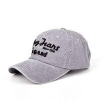 10pcs Wholesale Caps Jean Baseball Cap Men S Originals Relaxed Fit Strapback Cap Solid Cotton Polo