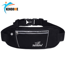 Hot Waist Bags Running Fanny Pack Women Waist Pack Pouch Belt Bags Men Purse Mobile Phone Pocket Case Camping Hiking Sports Bag(China)