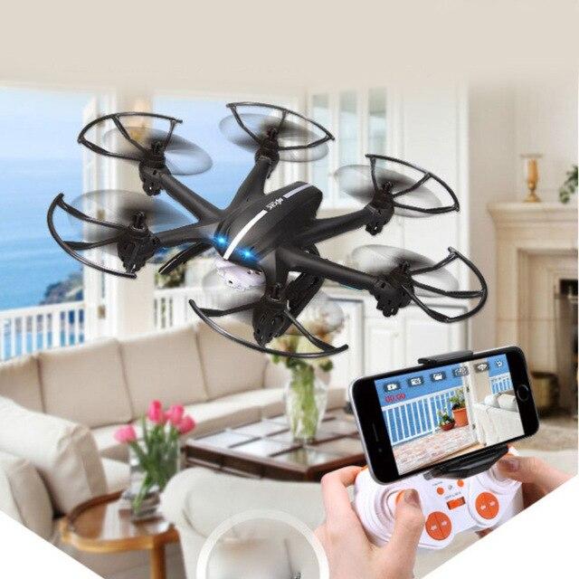 ФОТО Mini Drone MJX X800 2.4G 6-Axis RC Quadcopter Mini Drone Can Add C4002 & C4005 FPV Camera Upgrade MJX X600 X400 FSWB