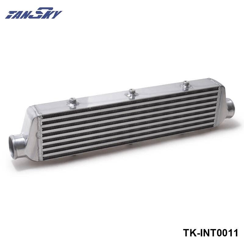 550x140x65mm 2.5''(63mm) I/O Turbo Inter Cooler Turbo Racing Front Mount BAR&PLATE Aluminum Intercooler TK-INT0011