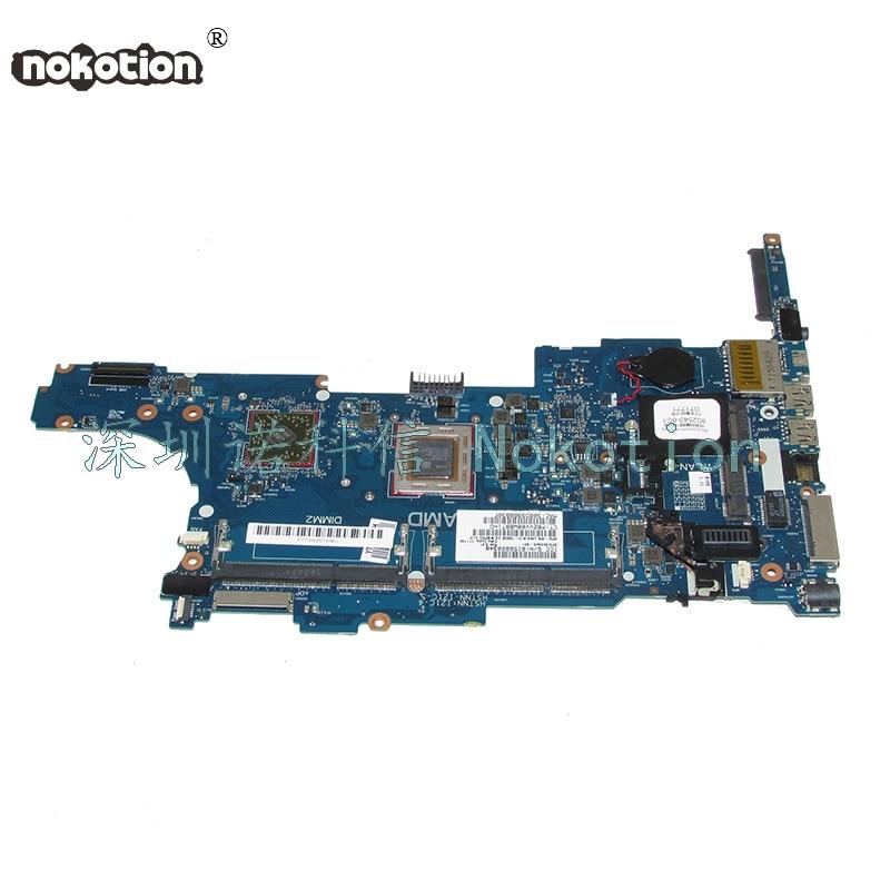 NOKOTION 6050A2644501-MB-A02 802543-601 802543-001 עבור hp 745 G2 מחשב נייד האם A10 PRO-7350B מעבד 14 אינץ DDR3L לוח ראשי