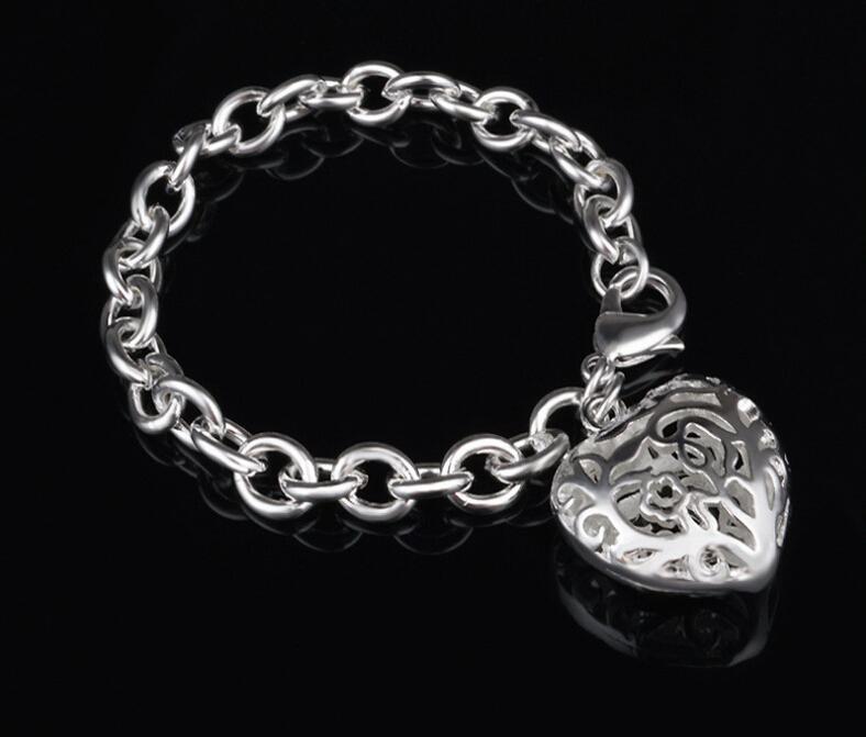 Bracelet Silver Plated...