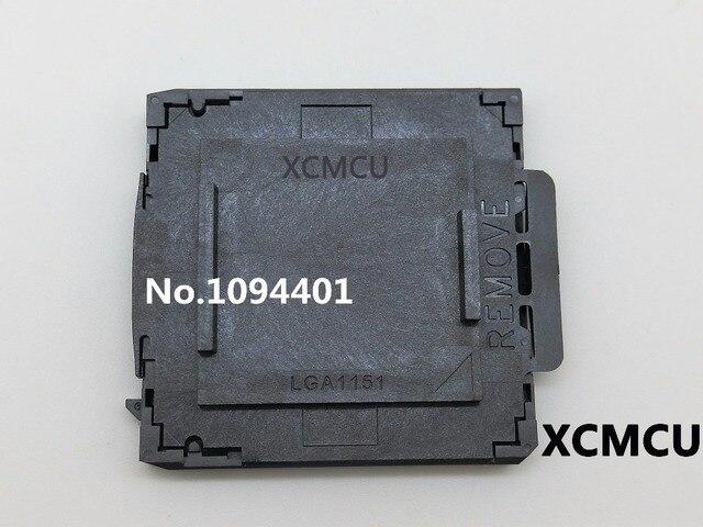 5 قطعة * العلامة التجارية الجديدة المقبس LGA1151 وحدة المعالجة المركزية قاعدة الكمبيوتر موصل بغا قاعدة