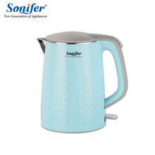 1.8L colorful Electric Kettle 1500W 220V Household Quick Heating Electric Boiling Pot Sonifer
