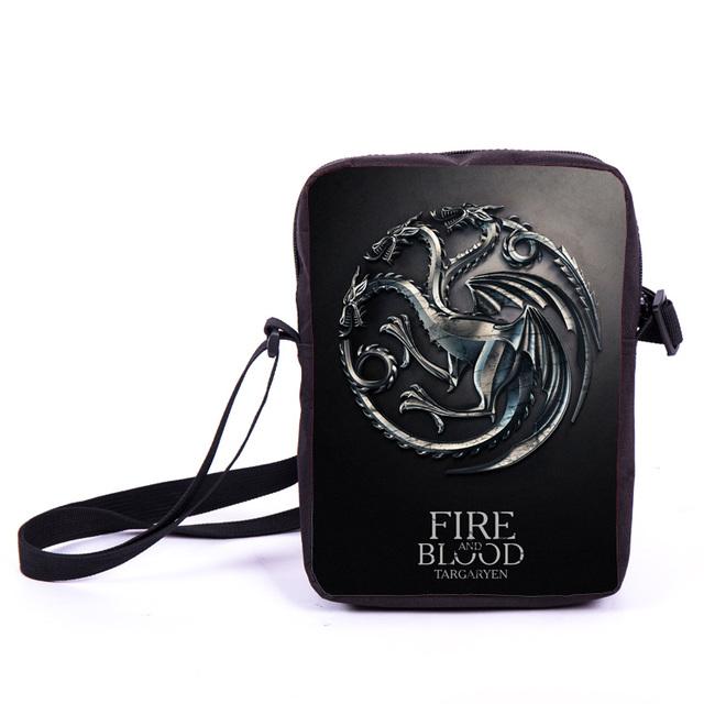 Game of Thrones Mini Messenger Bag