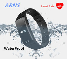 MambaMan Waterproof GPRS S03H Smart band Wristband smart watch monitor Health sleep tracker for Android phones vs Xiaomi Band 2