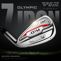 PGM Upgraded Golf Club Men's Club 7 RIO Second Generation Stainless Steel Club Head Driver TIG014