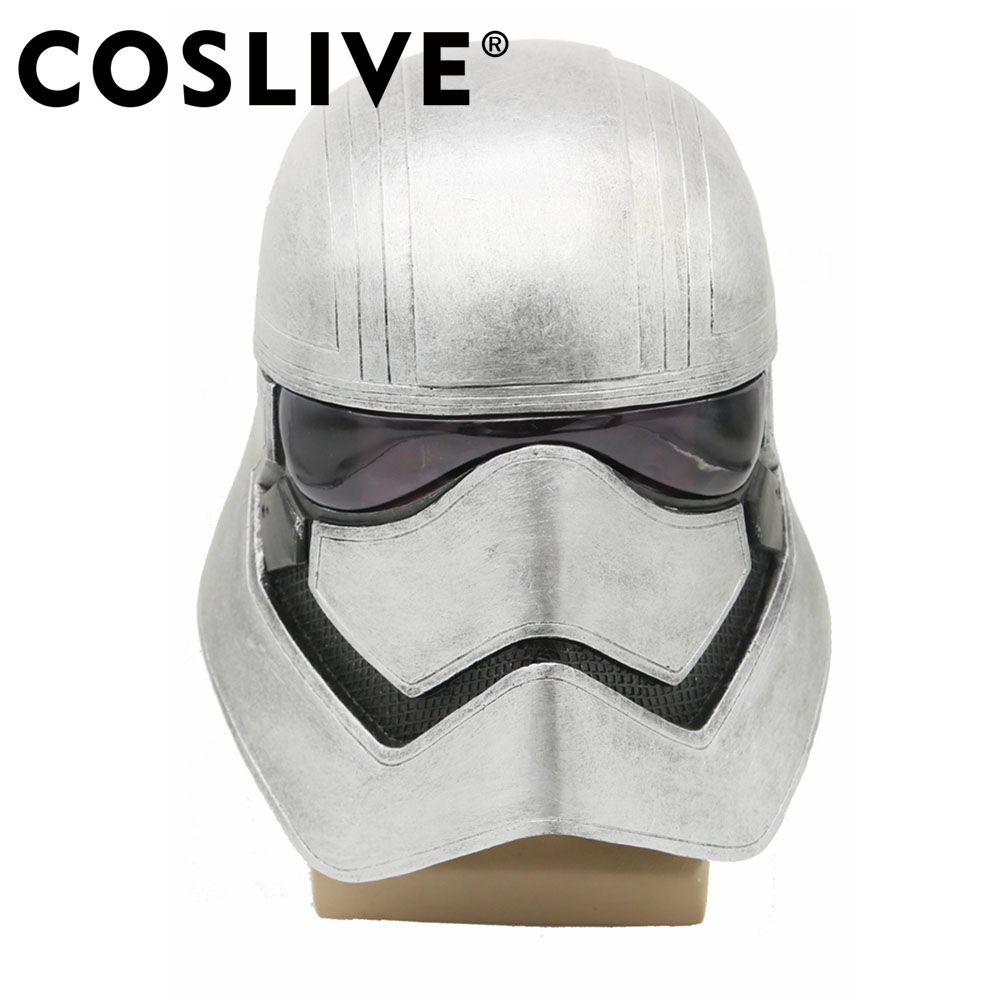 Star Wars Cosplay Mask Snoke Costume Prop Helmet Replica Halloween Party Adult