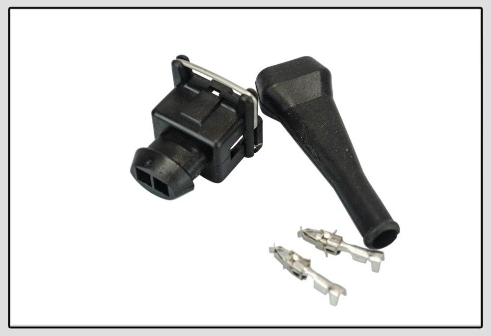 WLR RACING-высокое качество EV1 Топливная форсунка разъемы для многих автомобилей EV1 заглушка инжектора WLR-FIC12