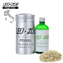 LEOZOE Fennel Sweet Essential Oil Certificate Of Origin Italy Authentication Fennel Sweet Oil 100ML Oleo Essencial Massage Oil