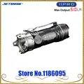 Оригинальный мини фонарик JETBeam II PRO II PRO, CREE XP L, HI светодиодный, 510 люмен, портативный фонарик маленького размера, используется батарея 1*16340