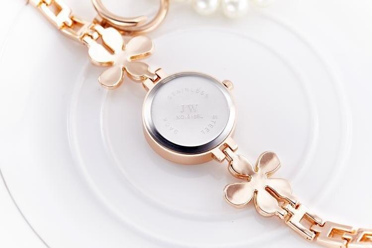 Edelstahl neueste Armbanduhren Colon 15