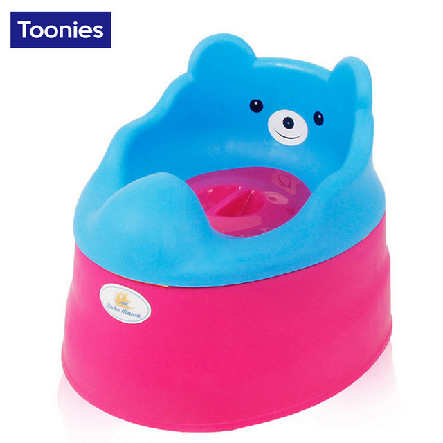 Baby Potty Training Toilet Plastic Non-slip Kids Toilet Seat Foldable Protable Travel Potty Chair Infant Children Pee Trainer