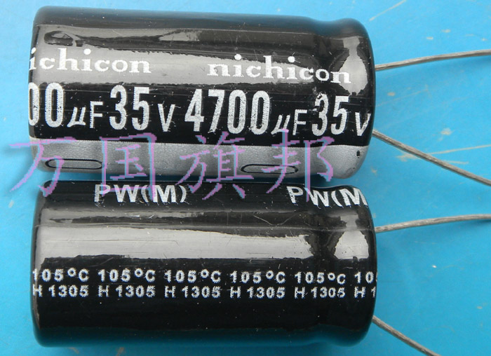 Free Delivery. Electrolytic capacitor high 18 mm in diameter 35 mm 35 v 4700 uf 4700 ufFree Delivery. Electrolytic capacitor high 18 mm in diameter 35 mm 35 v 4700 uf 4700 uf