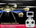 Профессиональные RC Drone HJ816 может С HD Камера 5.8 ГГц FPV 2.4 Г 4.5CH 6 Оси 3D Самолетов до 500 м против REEX X8HG RC Квадрокоптер
