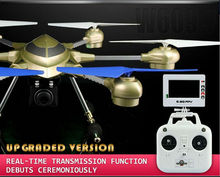 Professional RC Drone HJ816 can With HD Camera 5.8GHz FPV 2.4G 4.5CH 6 Axis 3D Aircraft UP to 500m vs REEX X8HG  RC Quadrocopter