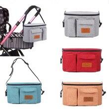 Baby Diaper Bag Waterproof Buggy Cart