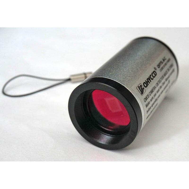 QHY5L-II Telecamera planetaria CMOS a colori Autoguider 74% EQ - Strumenti di misura - Fotografia 2