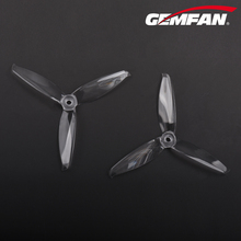 4 Pairs 8 pcs Gemfan RFI 5152 3 Blade PC Propeller CW CCW propeller prop For brushless Motors FPV Freestyle Frame FPV props