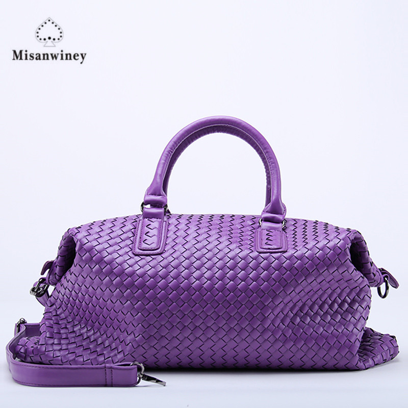 Fashion Luxury premium faux leather WOVEN CABAT Tote Bag High Quality Handbags Candy Color Women Shoulder bags Large Bag Purse fashion luxury premium faux leather woven cabat tote bag high quality handbags candy color women shoulder bags large bag purse