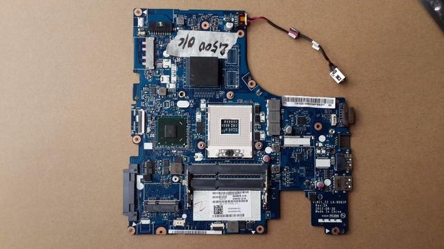La-9061p para lenovo z500 notebook motherboard à venda