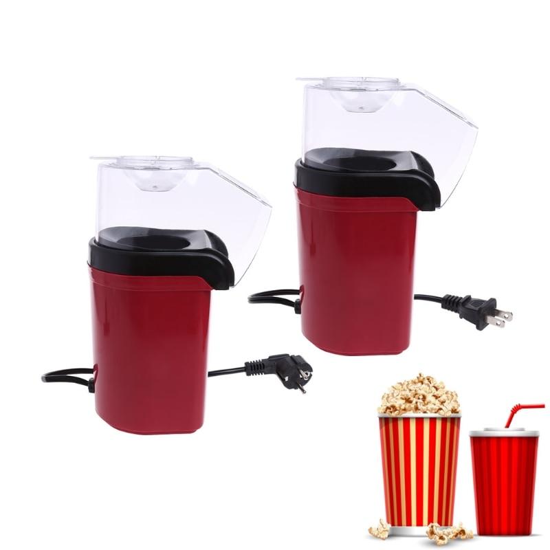 1200W Hot Air Mini Popcorn Making Machine Maker Corn Poping Popper US/EU Plug цена