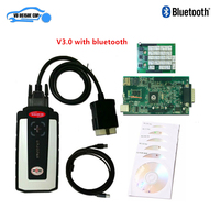 2018 Top Wow cdp Snooper Bluetooth Car Truck Diagnostic Tool Software V5.008 R2 V5.00.12 With Keygen best quality