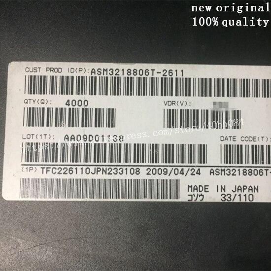 10PCS ASM3218806T-2611 RF9810TR13 FDS6912A-NL NJM2112V ASM3218806 RF9810 FDS6912A FDS6912 NJM2112
