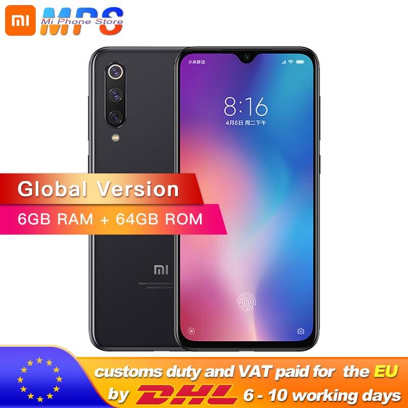 Global Version Xiaomi Mi 9 SE 6GB 64GB Mi9 SE Smartphone Snapdragon 712Octa Core 5 97