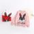 Bebé Chicas de Estilo Americano Carta Hoodies Del Otoño Del Resorte Niños Carácter Animal Conejo Ropa de Niños Ropa Casual 4 unids/lote
