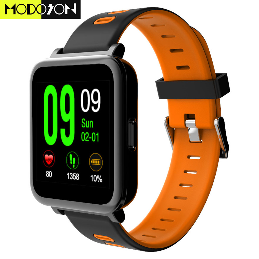 Bluetooth Smart Watch N10 Heart Rate Monitor Smartwatch ...