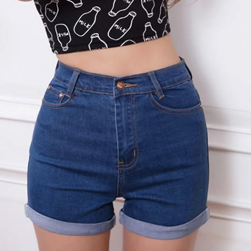 Popular Black Jean Shorts Womens-Buy Cheap Black Jean Shorts ...