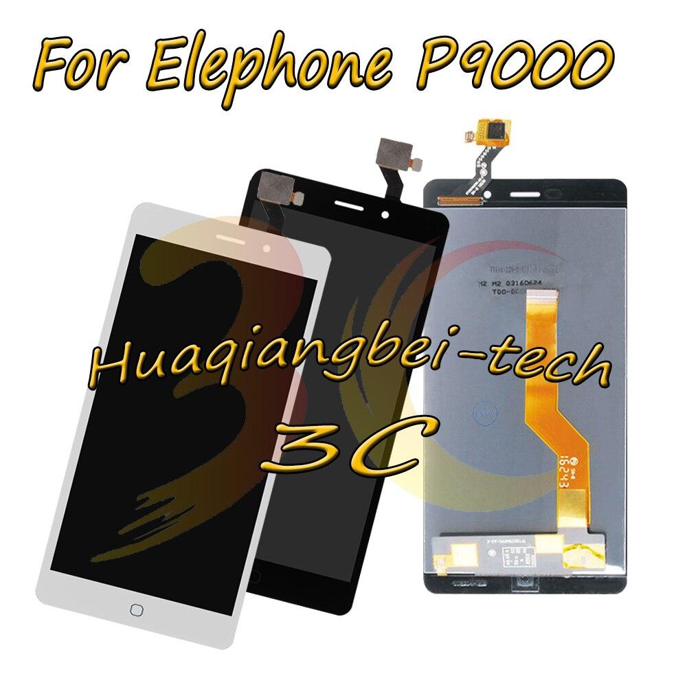 Nouveau 5.5 ''Pour Elephone P9000 P9000D P9000E LCD Full DIsplay + Écran Tactile Digitizer Assemblée Pour Elephone P9000 Lite