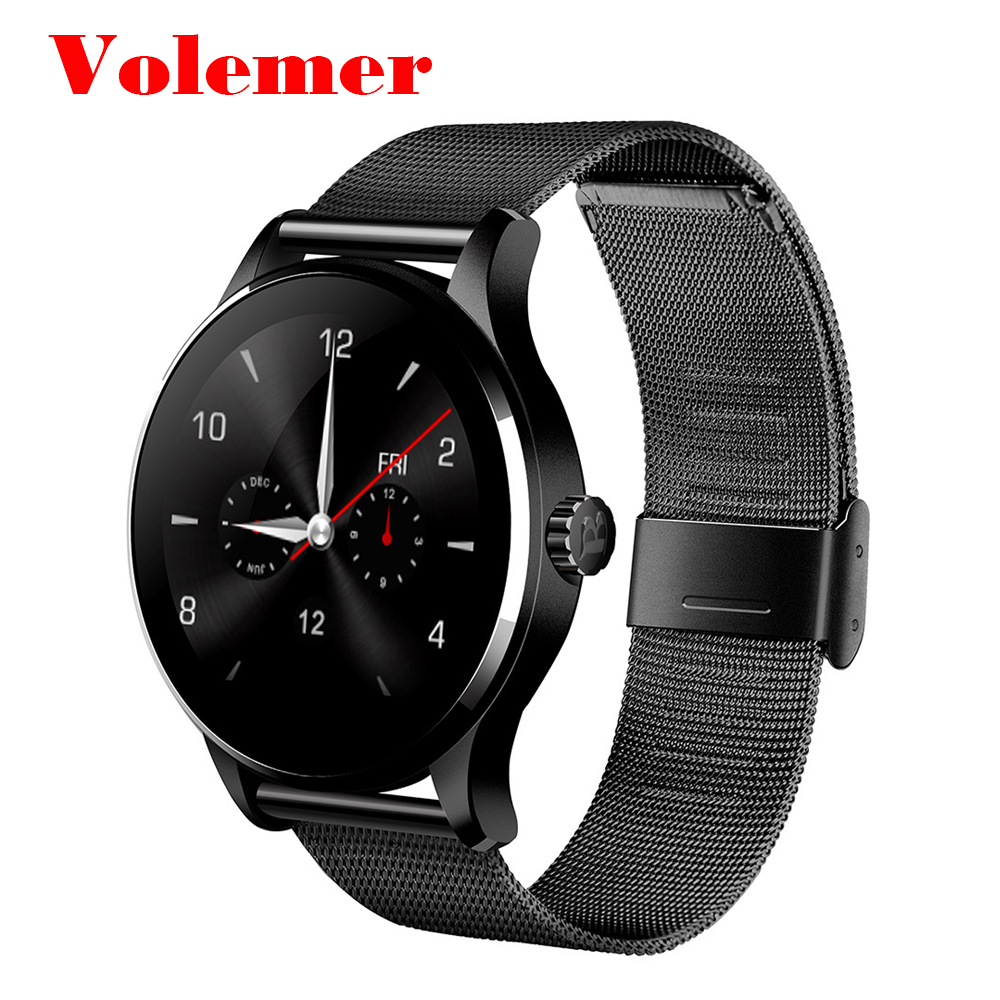 Original K88H Smart Watch Track Wristwatch MTK2502 Bluetooth Smartwatch Heart Rate Monitor Pedometer Dialing For Android IOS smart watch ips screen track wristwatch mtk2502 bluetooth smartwatch heart rate monitor pedometer dialing for android ios k88h