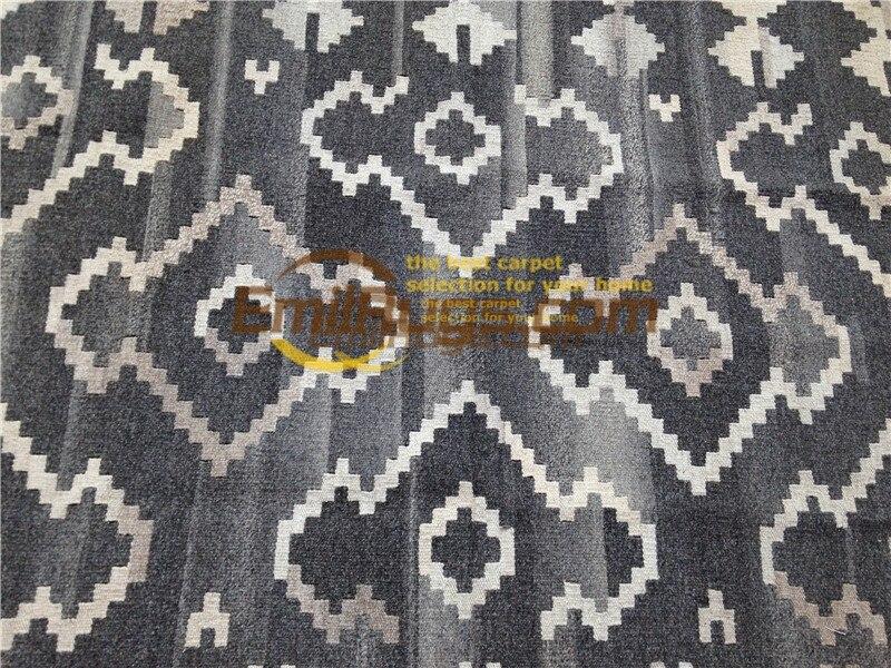 handmade wool kilim rugs living room rug bedroon bedside blanket corridor Mediterranean style BRIC1Agc131yg4