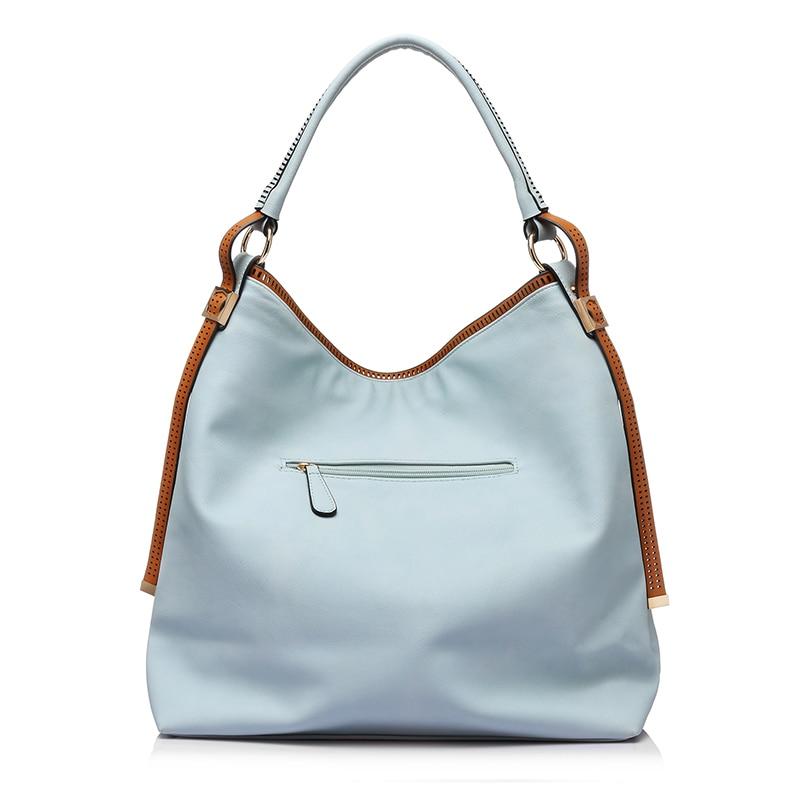 LOVEVOOK brand large capacity shoulder bags hobo bags for women fashion women crossbody bags casual bags 2017 soft PU handbag
