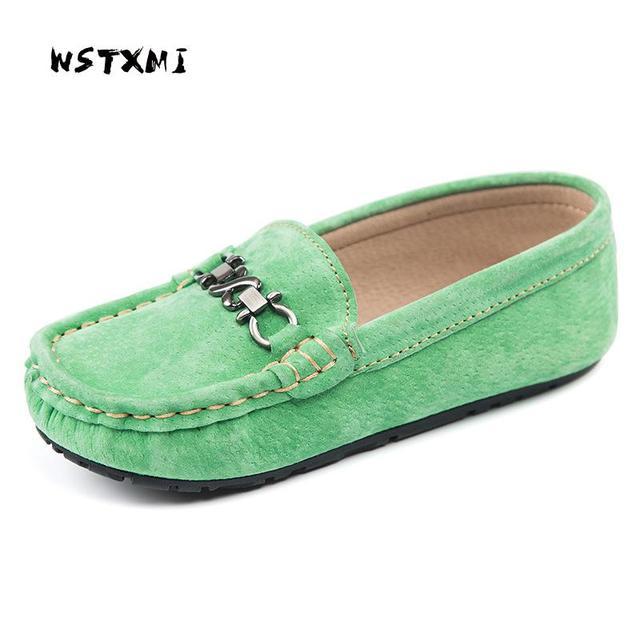 Zapatos para niñas, mocasines casual Soft.