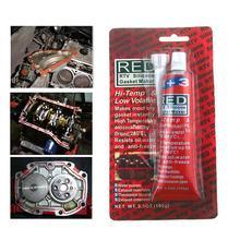 Качественный автомобильный двигатель 100 г, термостойкий силиконовый герметик, резиновый влагостойкий клей для автомобильного двигателя