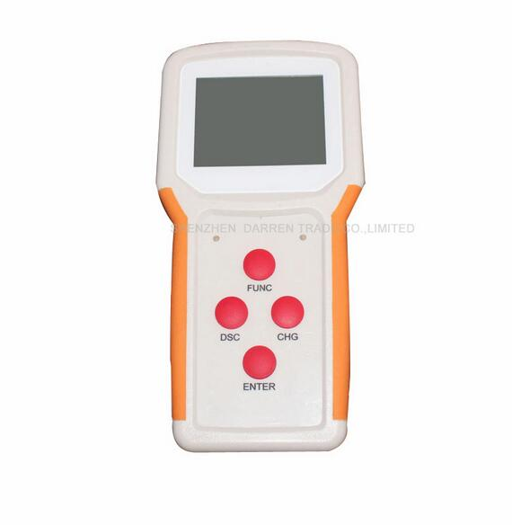 100%brand new Portable laptop battery tester RFNT3 with function charge discharge test Capacity Correction brand new