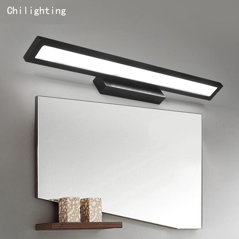 70cm 12W Hot sale modern LED wall lamp mirror lamp bedside bathroom lamp aluminum material as Decoration Sconce Light AC90-260V on sale modern aluminum