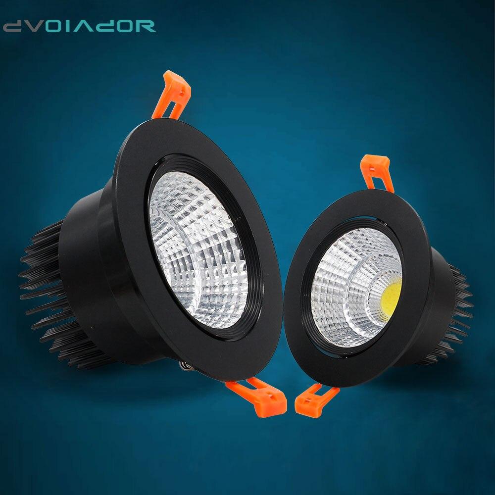 10 teile/los Einbau Aluminium Lampe 1 watt Mini LED Downlight ...