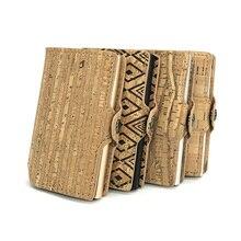 e271c5e4bfa6c Casekey ekologiczne drewniane portfel kart Rfid szczupła portfel z  aluminium Metal etui na karty(China
